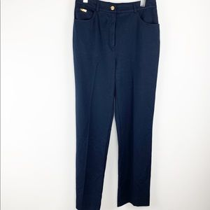 St. John sport by Marie Gray Navy pants
